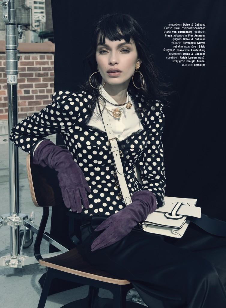 Harper's Bazaar - Luma Grothe