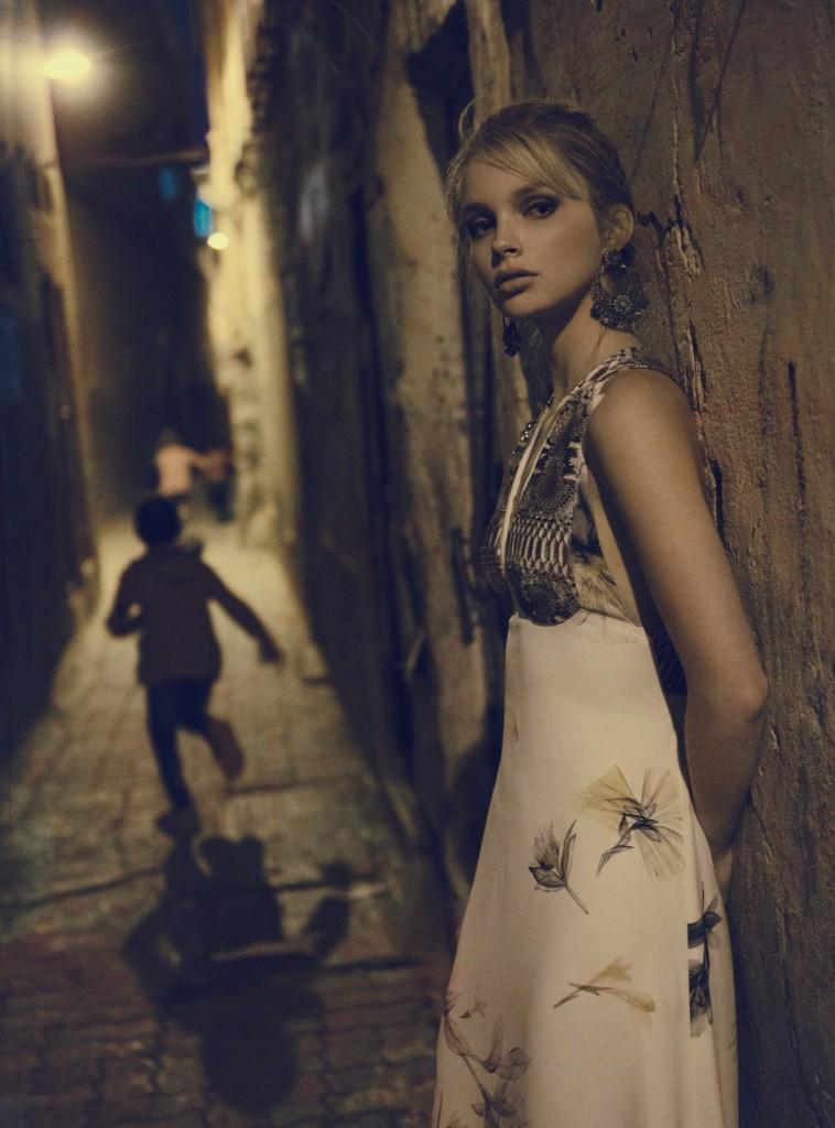 Marrakesh Fashion editorial
