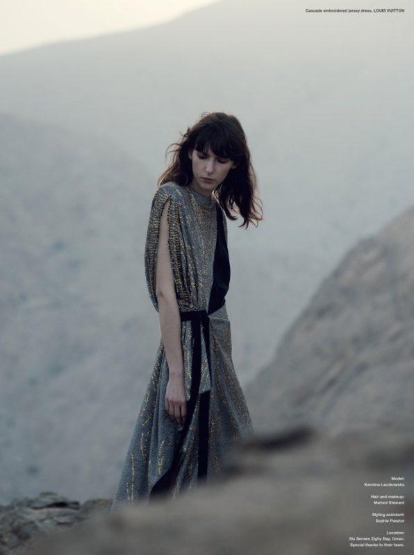 Mojeh editorial fashion Francesco Vincenti fotografo milan
