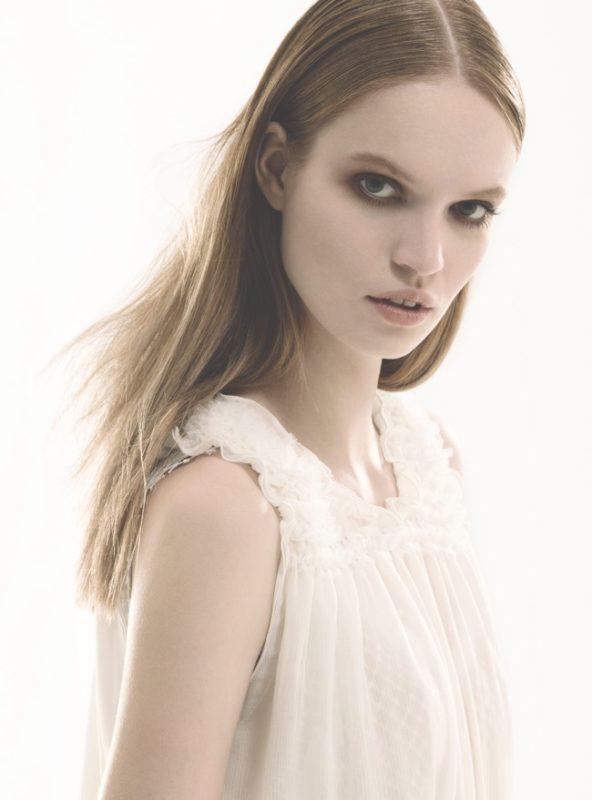Harper's Bazaar editorial fashion Francesco Vincenti fotografo milan