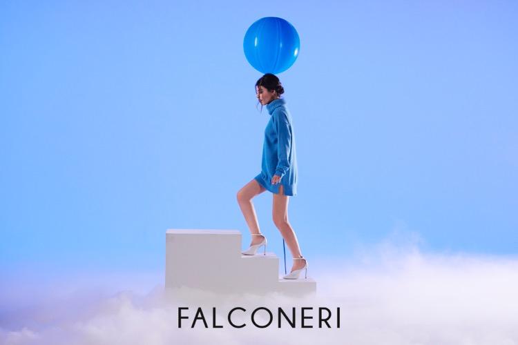 Falconeri Alessandra Mastronardi Fashion ADV Campaign