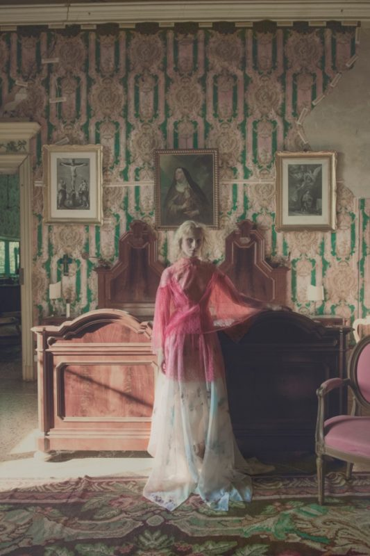 Sienna Campaign ADV fashion Francesco Vincenti fotografo milan