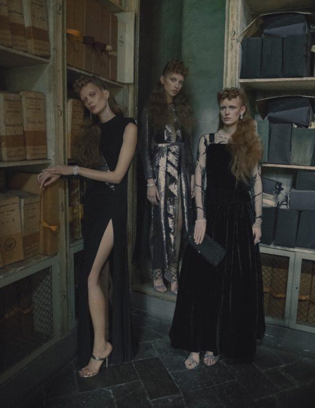 Numéro cover story editorial fashion Francesco Vincenti