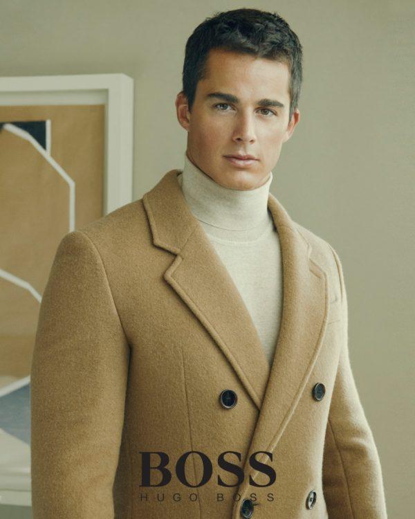 Hugo Boss Campaign servizio fotografico