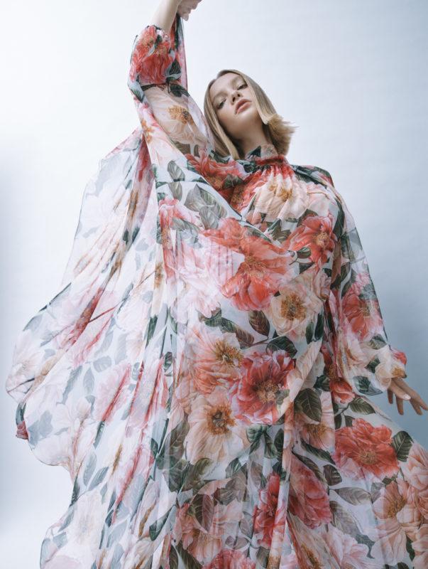 Mojeh cover story editorial Francesco Vincenti fotografo di moda Milano